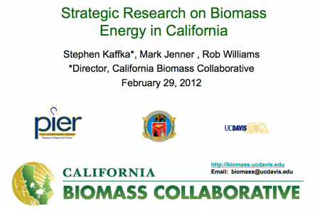 California BioMass Collaborative