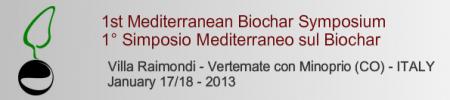 Mediterranean Biochar Symposium